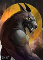 Werewolf by Mariko-chan94