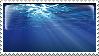 Ocean...Water Stamp by saskya