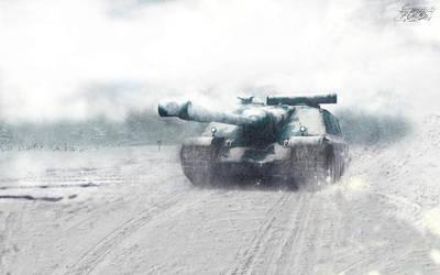 Foch 155 by unudepeaci