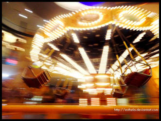 Carrousel by esthela
