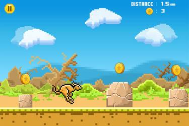 kangaroo game play screen by sansinhi