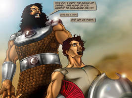 Goliath by martheus