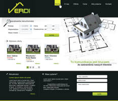 Real Estate website by anieze89