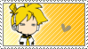 Len Stamp by aries95a
