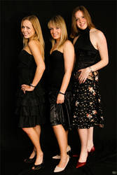 Black Dress by TSDMK