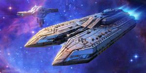 +Super Dreadnought Kalari Class+ by ERA7