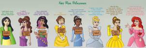 Not real Princesses by Morloth88