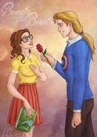 A Rose For A Pretty Lady by Morloth88
