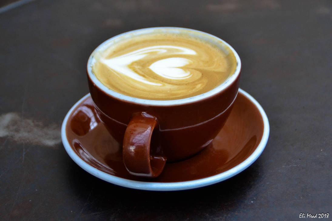 A Nice Coffee by Masenkoe