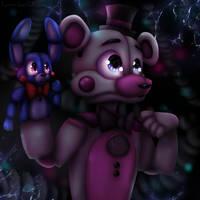 Funtime Freddy by FandomsOverfall