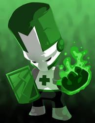 Green Knight by VGCScott