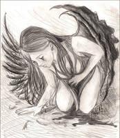 Bella La Sangre -Pencil by tiranaki