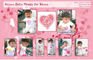 Koana: Flower In Heart by tiranaki