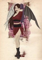 Fuerte la Sangre by tiranaki