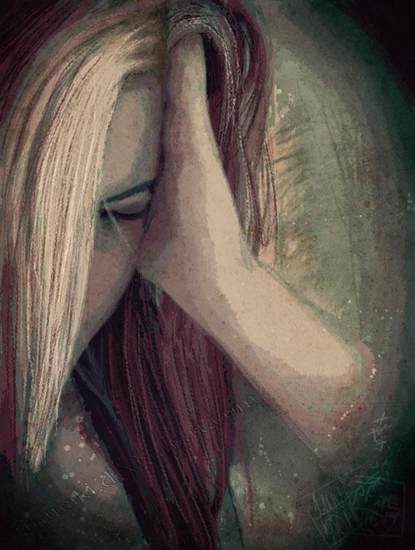In Her Quiet Rage by tiranaki
