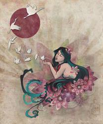 Paper Wishes by tiranaki