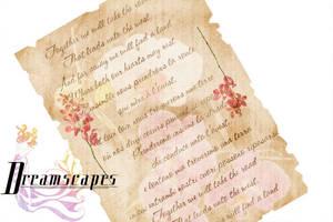 Dreamscapes: Postcard Single by tiranaki