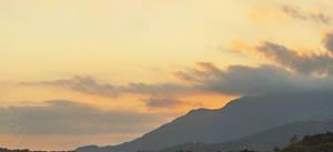 Atardecer in Fajardo: Yunque by tiranaki