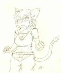 Feline 2 by Solo90