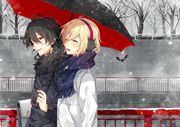 -Ensemble Stars__20170222- by Arakunae