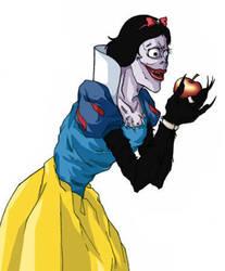 Ryuk Snow White XD by akatsukiworldzetsu