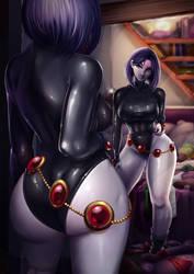 Raven by LumiNyu