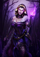 Liliana Vess by LumiNyu