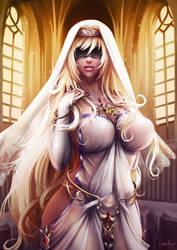 Sword Maiden by LumiNyu
