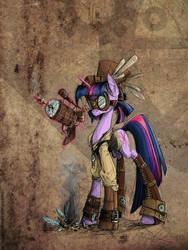 Steampunk Twilight by NastyLady