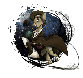 Space is Cool by NastyLady