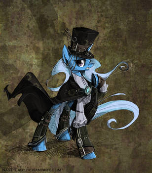 The Illusionist by NastyLady