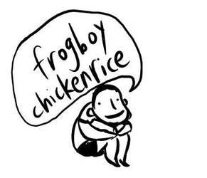 frogboychickenrice id by frogboychickenrice