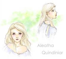 Aleatha Quindiniar by ereya