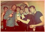 Last Night at the Carling by jazzylemonade