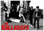 The Ballarats I-Tunes Cover by jazzylemonade