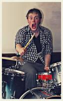 Drums,SweatyNipples+Mild Korma by jazzylemonade