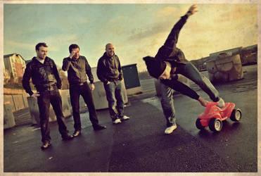 Lost Riots by jazzylemonade