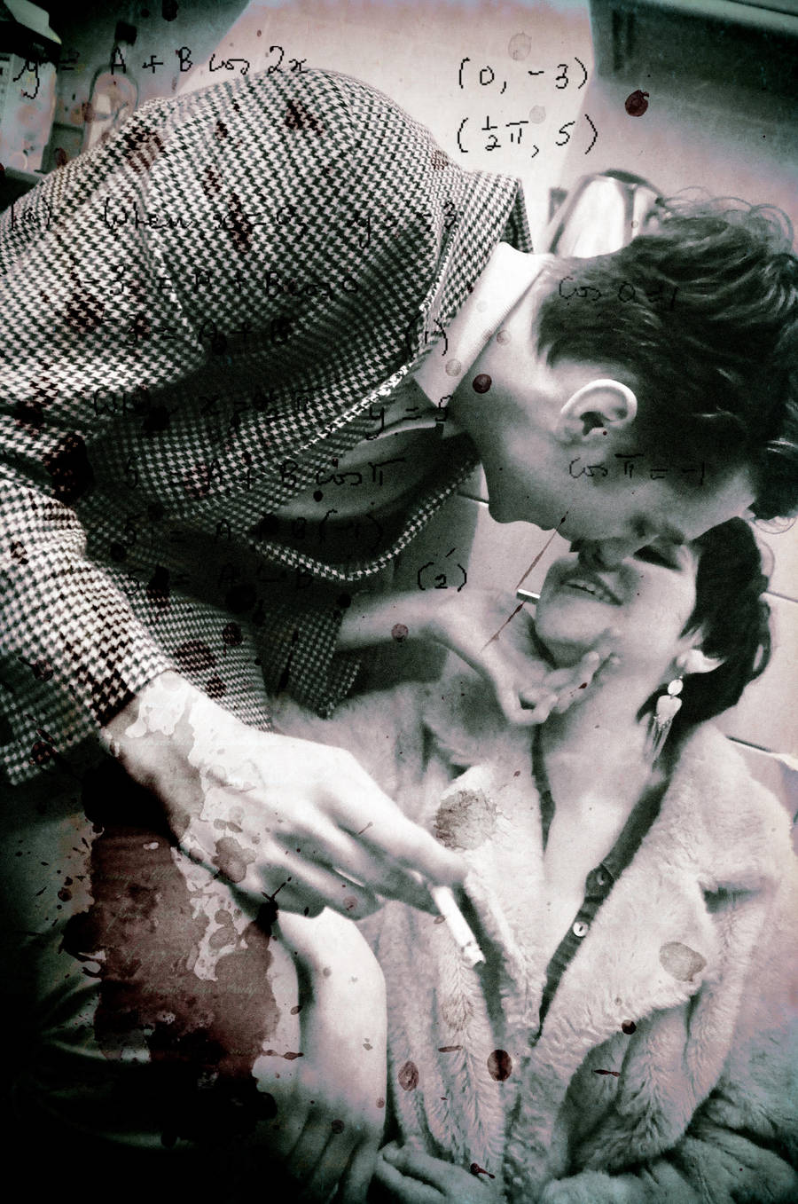 Formula for a Kiss by jazzylemonade