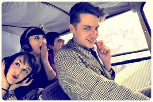 Taxi Driver by jazzylemonade