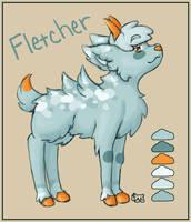 MYO Pouflon - Fletcher by Kat-Naps
