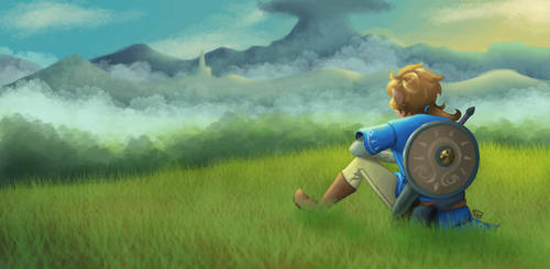 Breath of the Wild by Kat-Naps
