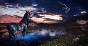 Night Light by ConvulsionDesigns
