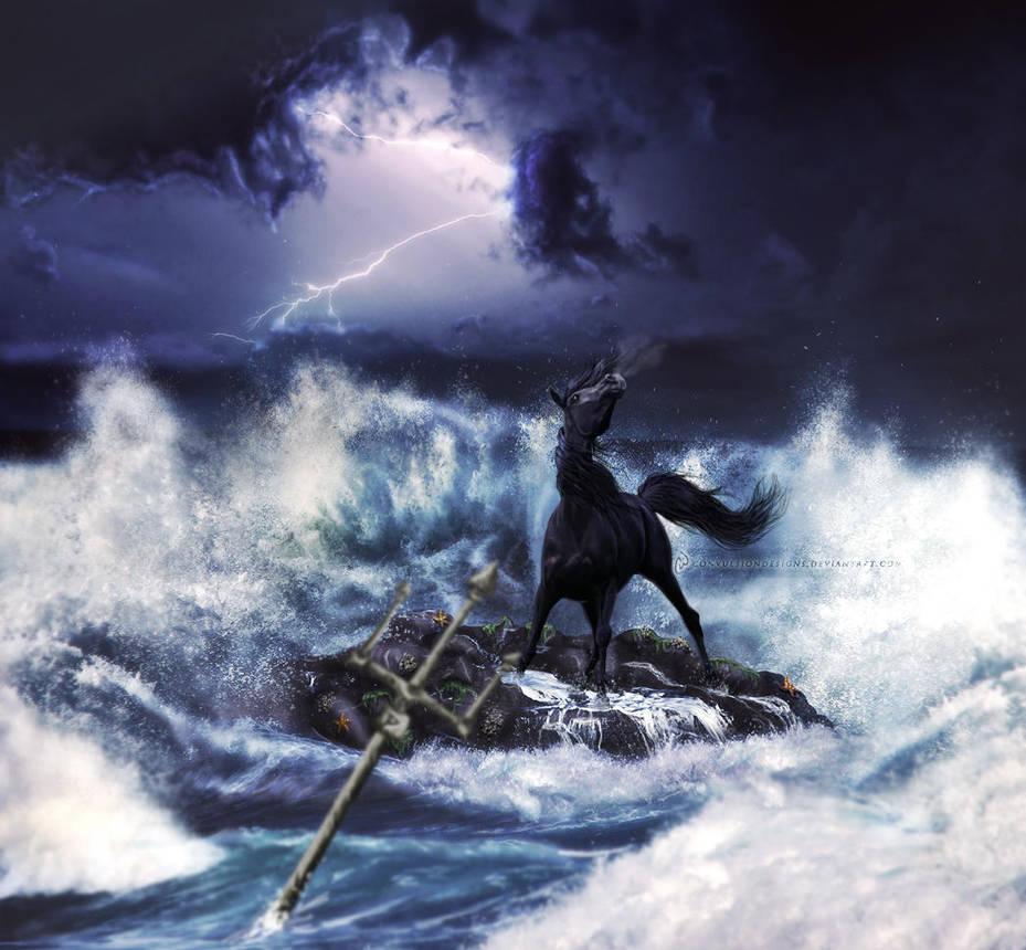 he is ocean by ConvulsionDesigns
