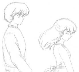 Ikkoku Love by Avencja
