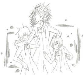 KH RQ :: Sea Salt Trio by FermonsNosYeux