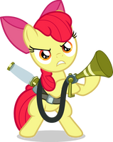 Apple Bloom is Pest Pony by punzil504