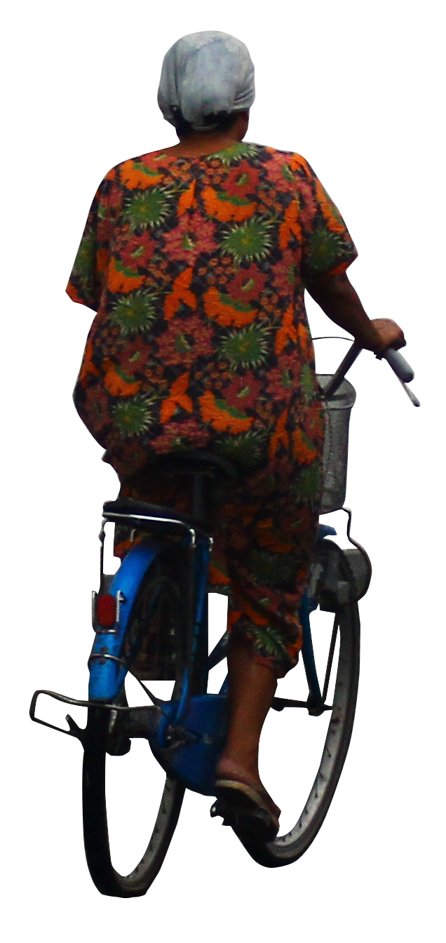 riding a bicycle png stock by andhikazanuar