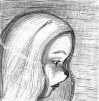Introspective Adele by swankivy