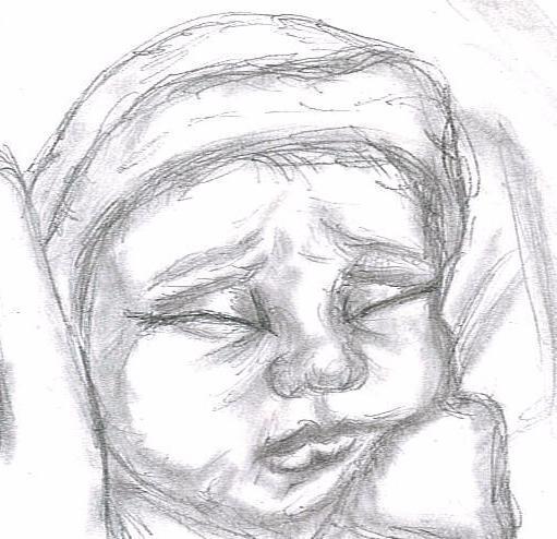 Negative One: Baby Amanda by swankivy