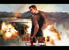 IRON MAN 3 by inkmomo